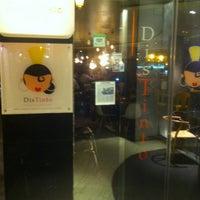 Photo taken at Distinto by DisTinto G. on 10/6/2012
