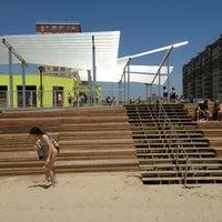 Photo taken at Rockaway Beach - 86th Street by Scott B. on 6/1/2013