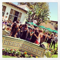 Photo taken at The Archer School For Girls by Brittany S. on 5/25/2013