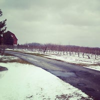 Photo taken at Ciccone Vineyard & Winery by Audrey W. on 4/20/2013
