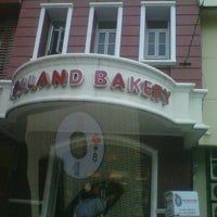 Photo taken at Holland Bakery by Alfian L. on 5/24/2013