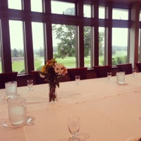 Photo taken at Penobscot Valley Country Club by Danielle D. on 7/26/2013