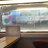Photo taken at Gare SNCF du Mans by Jérôme G. on 10/25/2017