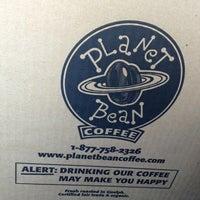 Photo taken at Planet Bean by anita van Rootselaar k. on 1/15/2013