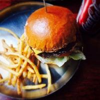 Photo taken at Burger Craft by Ken S. on 1/5/2015