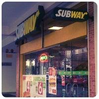 Photo taken at Subway by Stelamaris W. on 12/26/2012