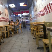 Photo taken at Five Guys by Edwin M. on 6/19/2013