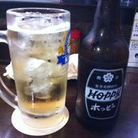 Photo taken at ビートルズも聴ける酒場 ひょっとこ by abe h. on 6/22/2013