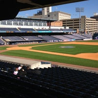 Photo taken at Fifth Third Field by Alec J. on 9/30/2012