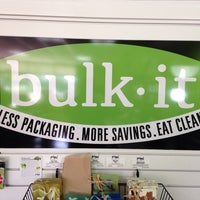 Photo taken at Bulk It by Andy H. on 9/20/2014