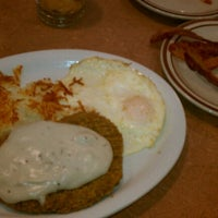 Photo taken at Denny's by PJ on 1/16/2013