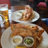 Photo taken at Morpeth Arms by Ivan S. on 9/24/2012