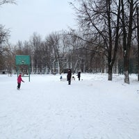 Photo taken at Каток у Школы #38 by Ivan S. on 1/12/2013