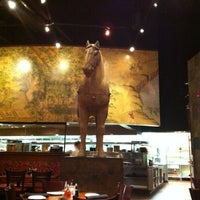Photo taken at P.F. Chang's by Megan A. on 10/9/2012
