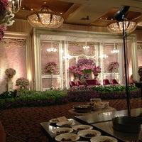 Photo taken at Grand Ballroom - Hotel Mulia Senayan, Jakarta by Clarissa P. on 7/1/2013