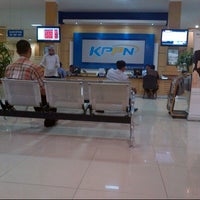 Photo taken at KPPN Makassar I by rahmat b. on 8/1/2013