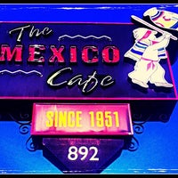 Photo taken at The Mexico Cafe by David G. on 5/30/2016
