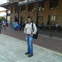 Photo taken at Amtrak Station - Lynchburg, VA (LYH) by Ramkumar J. on 8/4/2013