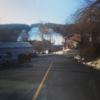 Photo taken at Victor Constant Ski Slope by Joe P. on 3/27/2014