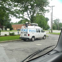 Photo taken at Mobil by Joe P. on 6/14/2013