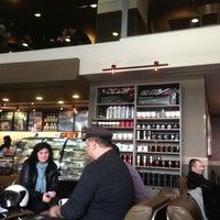 Photo taken at Starbucks by Burak A. on 2/17/2013
