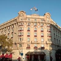 Foto tomada en El Palace Hotel Barcelona por Drooms Hotels el 4/13/2013