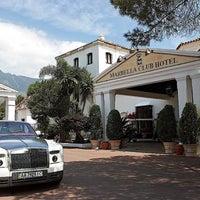 Foto tomada en Marbella Club Hotel por Drooms Hotels el 10/4/2012