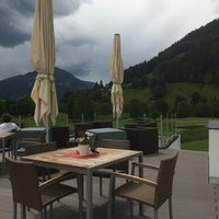 Photo taken at 19th Hole GC Schwarzsee by Christoph M. on 6/4/2014