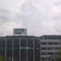 Photo taken at SAP - WDF 21 by Christoph M. on 7/13/2016