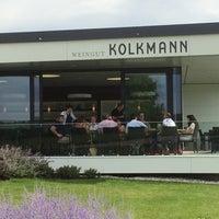 Photo taken at Weingut Kolkmann by Christoph M. on 7/13/2014