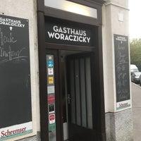 Das Foto wurde bei Woracziczky Gasthaus von Christoph M. am 5/4/2017 aufgenommen