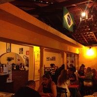 Photo taken at Pizzaria Nostra Terra by Fábio T. on 11/25/2012