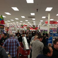 Photo taken at Target by Troy N. on 11/23/2012