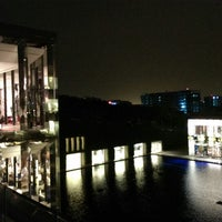 Photo taken at The Oberoi by Imad E. on 4/13/2013