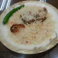 Photo taken at Mr. Kabab & Biryani by Siti Aisyah B. on 5/5/2013