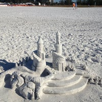 Photo taken at Siesta Key Beach by Megan D. on 11/10/2012