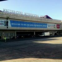 Photo taken at Mactan-Cebu International Airport (CEB) by Kim L. on 3/30/2013