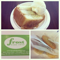 Photo taken at Frost Bake Shop by Amanda H. on 9/13/2013