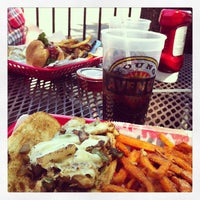 Photo taken at Young Avenue Deli by Amanda H. on 4/21/2013