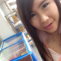 Photo taken at Toyota Muangnont by นินิว เ. on 11/27/2014