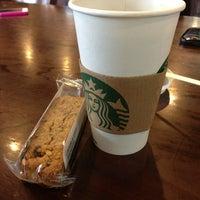 Photo taken at Starbucks by Татьяна У. on 3/25/2013