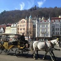 3/2/2013 tarihinde Daria S.ziyaretçi tarafından Karlovy Vary | Karlsbad'de çekilen fotoğraf