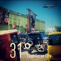 Photo taken at Dao Integrated Bus Terminal by Princess C. on 5/17/2013