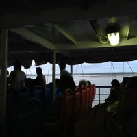 Photo taken at Super Shuttle Ferry 23 by Carlos Miguel Z. on 3/27/2013