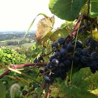 Photo taken at Bluemont Vineyard by Patrick C. on 9/15/2012