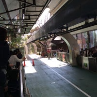 Photo taken at Monorail East Garden Station by Yuiri N. on 2/17/2017