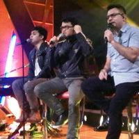 Photo taken at Studio 1 indosiar by prabu d. on 9/26/2012