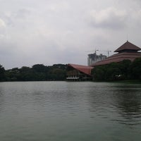 Photo taken at Universitas Indonesia by Pambudi S. on 2/23/2013