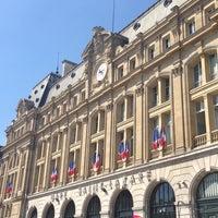 Photo taken at Paris Saint-Lazare Railway Station by Krys M. on 4/25/2013