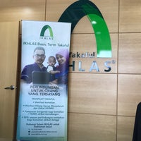 Photo taken at Takaful Ikhlas by Are F. on 12/26/2017
